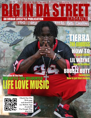 Big In Da Street Magazine Vol 2 Issue 12