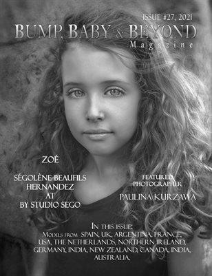 Bump, Baby & Beyond Magazine, Issue 27