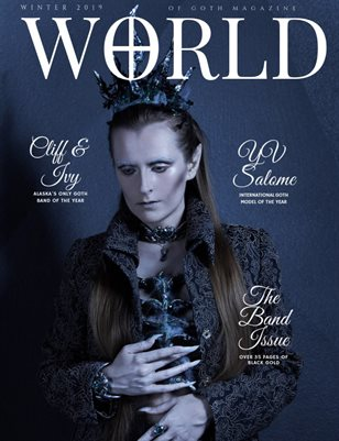 WORLD OF GOTH MAGAZINE WINTER 2019