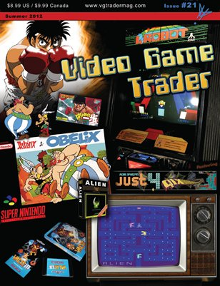 Video Game Trader #21 (Summer 2012)