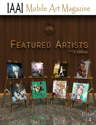 IAAI Featured Artists 2nd Edition