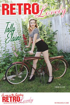 Tally Elaine Cover Poster