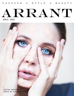 ARRANT magazine (April'21)