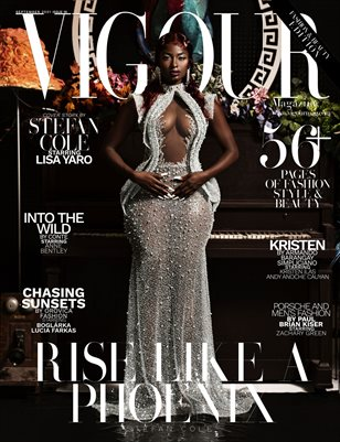 Fashion & Beauty   September Issue 18
