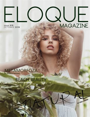 ELOQUE magazine Issue #10 October 2018