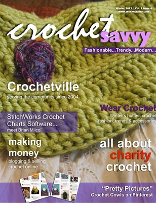 Crochet Savvy Winter Issue 2012