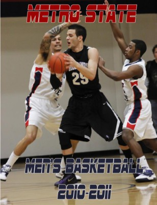 Metro State Men's Basketball 2010-2011