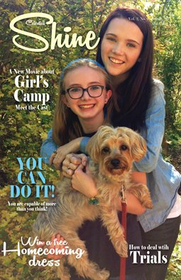 Celestial Shine Magazine Girls Camp Issue (Aug MM1 2015)