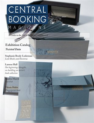 CENTRAL BOOKING Magazine November 2015