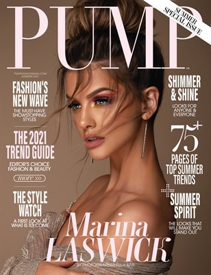 PUMP Magazine | The June Fashion Issue | Vol.1