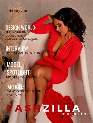 Fashzilla Magazine - February 2021
