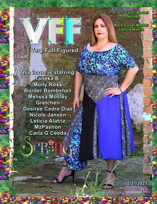 VFF Spring issue 2272021