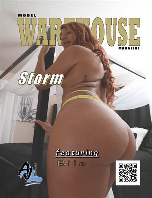 Storm Model WAREHOUSE Magazine Issue