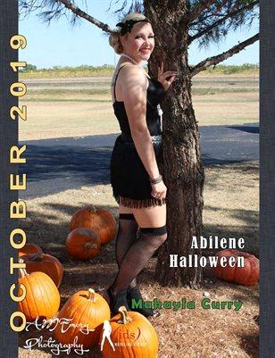 October 2019 Abilene Halloween Magazine