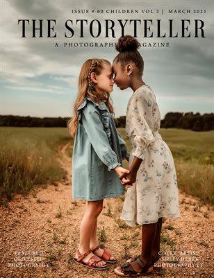 The Storyteller Magazine Issue # 60 CHILDREN VOL 2
