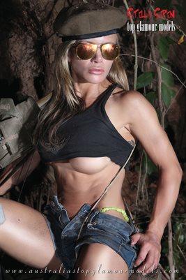 Stella Siren POSTER Australias Top Glamour Models