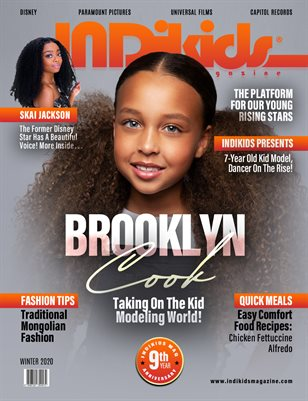 IDK WINTER 2020 ISSUE BROOKLYN COVER