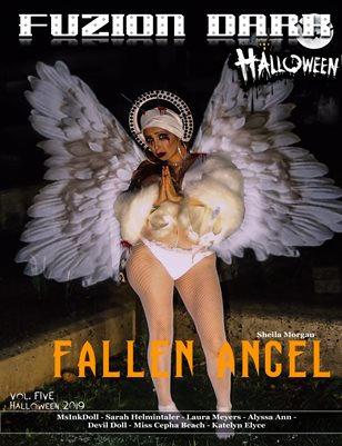 FuzionDark: Sheila Morgan Halloween Cover 2 Vol.5