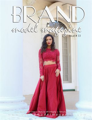 Brand Model Magazine - Issue # 33 FANCY