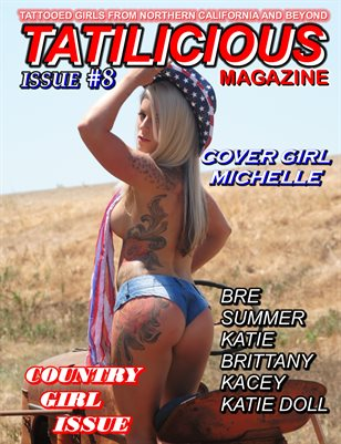 ISSUE #8 COUNTRY GIRL ISSUE