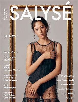 SALYSÉ Magazine   Vol 5 No 110   NOVEMBER 2019  