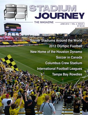Stadium Journey Magazine, Vol 2, Issue 4