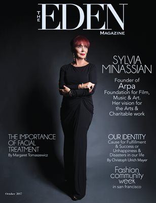 The Eden Magazine October 2017 issue