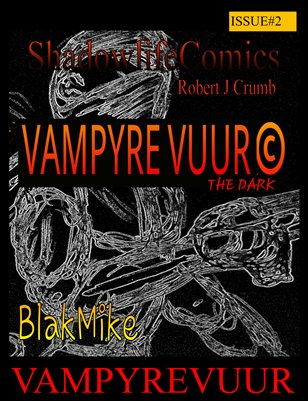 VAMPYRE VUUR issue#2