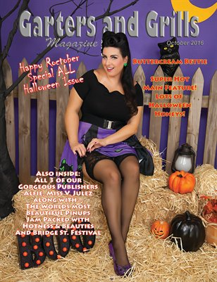 Buttercream Bettie Special Halloween Issue