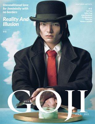 GOJI MAGAZINE ISSUE 9 VOL.3 2021