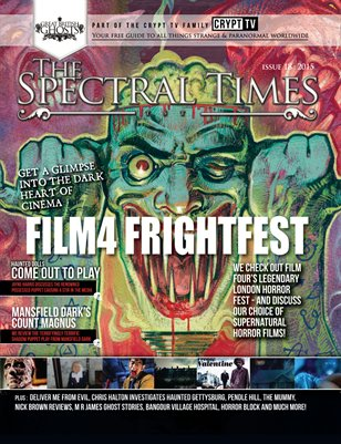 The Spectral Times : Issue 18