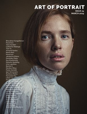 Art Of Portrait - Issue 24