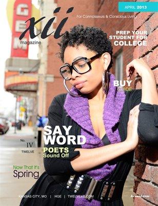 Twelve Magazine April 2013