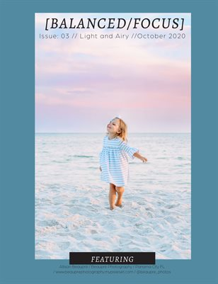 Issue 03 // Light and Airy // October 2020
