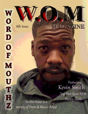 Word of Mouthz 8th Issue