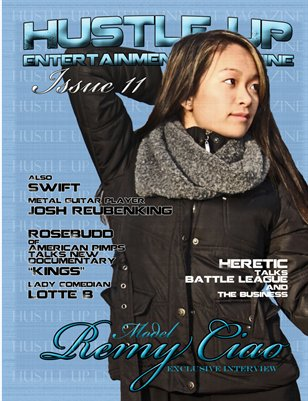 Issue 11 Hustle Up Entertainment Magazine