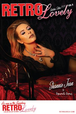 Shannie Jean Cover Poster