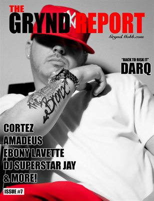 The Grynd Report Darq Edition