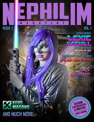 Nephilim Magazine #2 (Vol. 1)