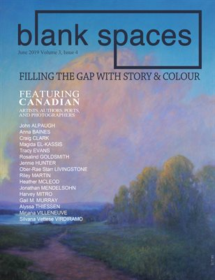 Blank Spaces June 2019
