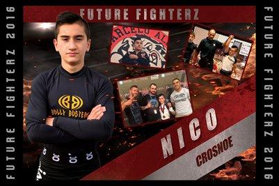 2016 Nico Crosnoe Cal - Poster