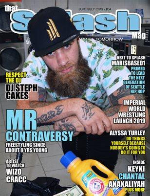 That Splash Mag Issue 34.5