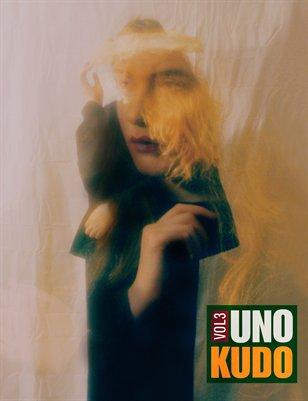 Uno Kudo Volume 3 - with alternative cover