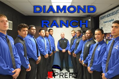 Diamond Ranch Team Room