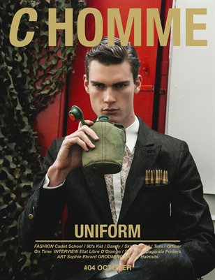 C HOMME #04 (COVER 2)