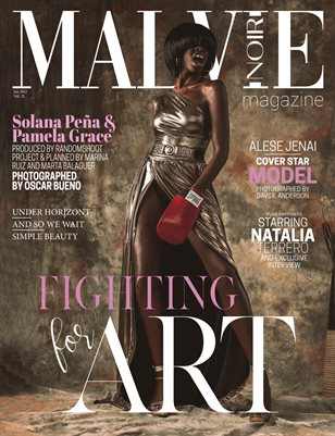 MALVIE Magazine NOIR Spécial Édition Vol. 25 January 2021