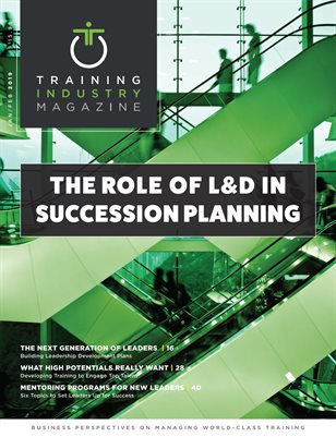 January/February 2019 | The Role of L&D in Succession Planning