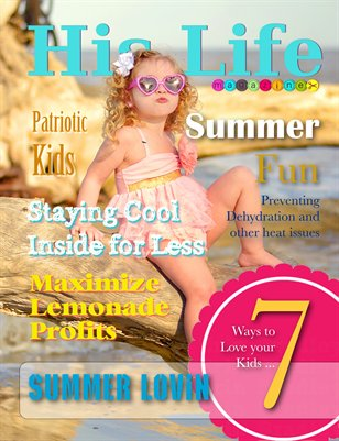 His Life Magazine 2013 Summer Issue