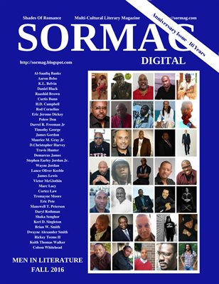 SORMAG Digital FALL 2016 - Men In Literature