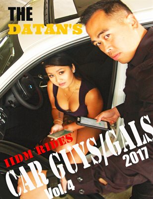 CAR GUYS/GALS Vol 4 2017